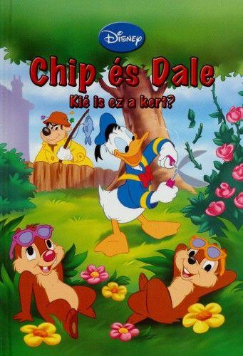 Chip és Dale - Kié is ez a kert?