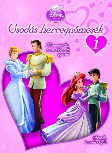 Csodás hercegnőmesék 1-Hamupipőke és az elveszett gyerekek -  pdf epub
