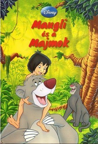 Disney - Maugli és a majmok + mese CD melléklet