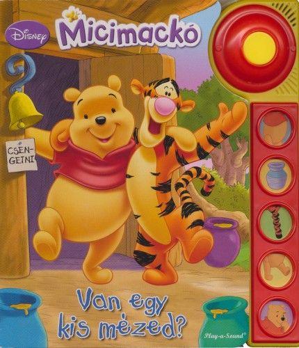 Disney Micimackó - Van egy kis mézed?