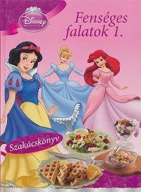 Fenséges Falatok 1. - Disney Hercegnők