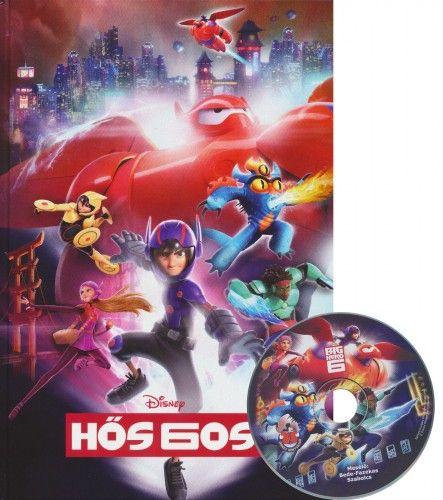 Hős6os + mese CD