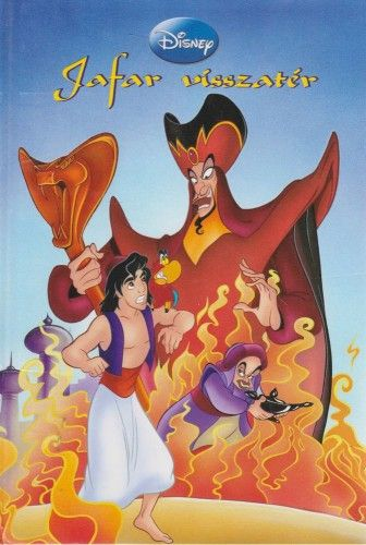 Disney - Jafar visszatér + mese CD melléklet