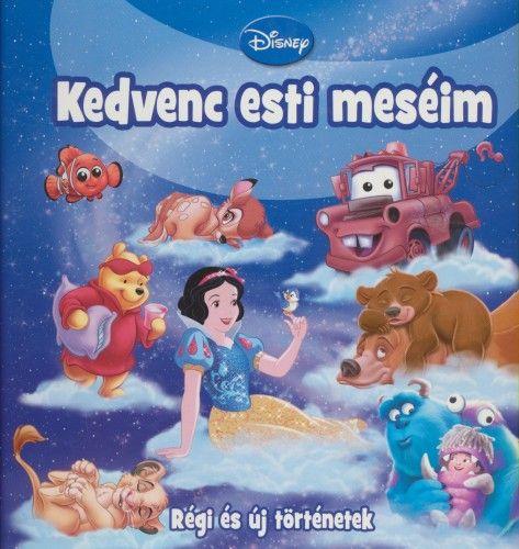 Disney - Kedvenc esti meséim -  pdf epub