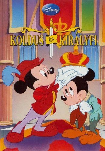 Koldus és királyfi + Hangoskönyv CD