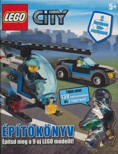 LEGO City - Építőkönyv: Építsd meg a 9 új LEGO modellt!