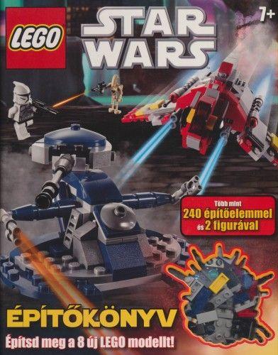 LEGO Star Wars - Építőkönyv: Építsd meg a 8 új LEGO modellt!