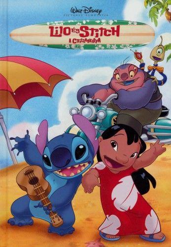 Lilo és Stitch - A csillagkutya + CD