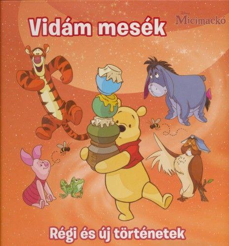 Disney Micimackó - Vidám mesék - A. A. Milne pdf epub