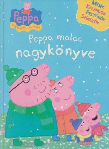 Peppa, egy kismalac kalandjai - Peppa malac nagykönyve -  pdf epub