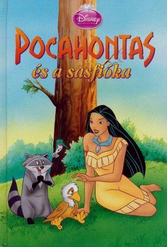 Pocahontas és a sasfióka -  pdf epub
