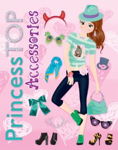 Princess TOP - Accessories -  pdf epub