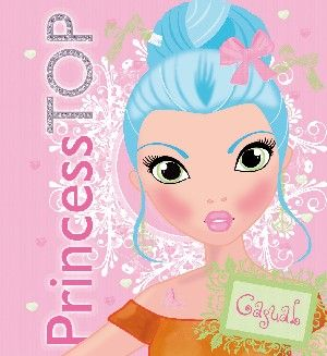 Princess TOP - Casual (pink) -  pdf epub