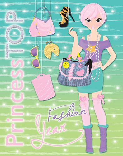 Princess TOP - Fashion year -  pdf epub