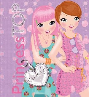 Princess TOP - Glamour (purple)