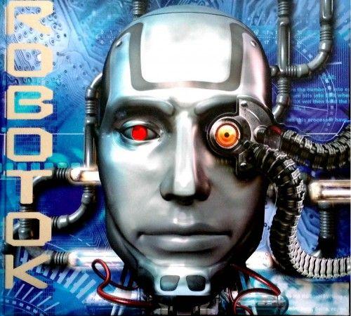 Robotok - Clive Gifford |