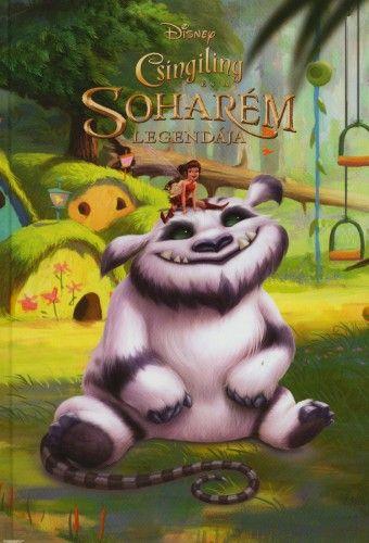 Csingiling és a Soharém + CD