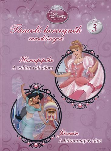 Táncoló hercegnők mesekönyve 3