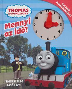 Thomas, a gőzmozdony-Mennyi az idő?