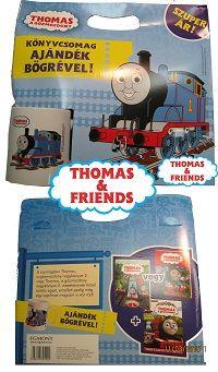 Thomas, a gőzmozdony Könyvcsomag - Ajándék bögrével!