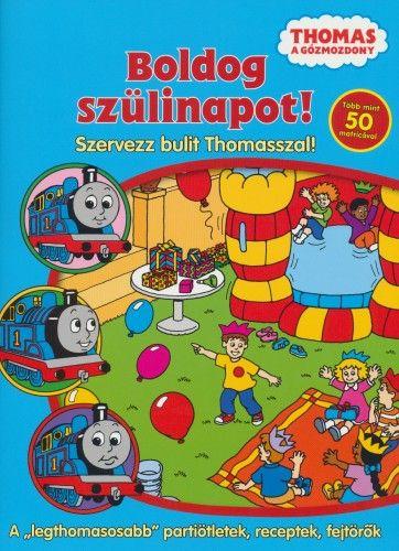 Thomas, a gőzmozdony - Boldog szülinapot!