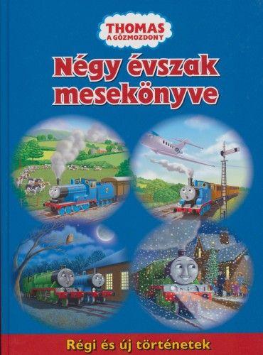 Thomas, a gőzmozdony - Négy évszak mesekönyve