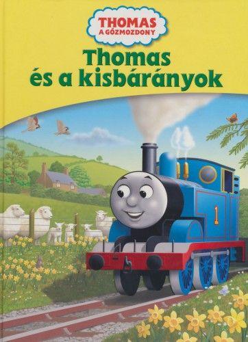 Thomas, a gőzmozdony - Thomas és a kisbárányok - Rev. W. Awdry pdf epub