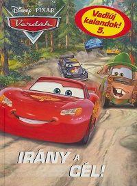 Verdák - Irány a cél! - Disney Pixar Verdák