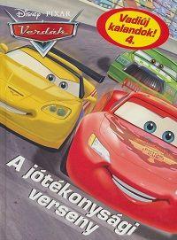 Verdák - A jótékonysági verseny - Disney Pixar Verdák