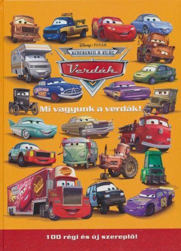 Disney Pixar Verdák - Mi vagyunk a verdák! -  pdf epub