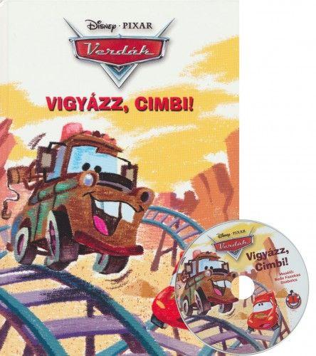 Verdák - Vigyázz, Cimbi + CD