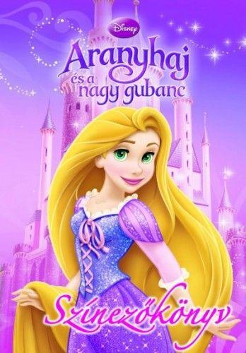 Disney Aranyhaj és a nagy gubanc - Színezőkönyv