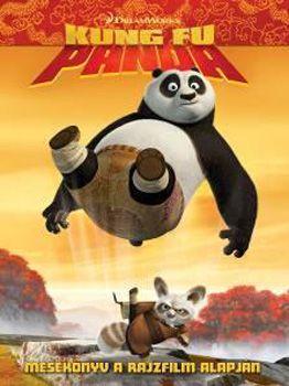 Kung Fu Panda - Mesekönyv a mozifilm alapján -  pdf epub