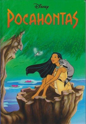 Disney - Pocahontas + mese CD melléklet -  pdf epub