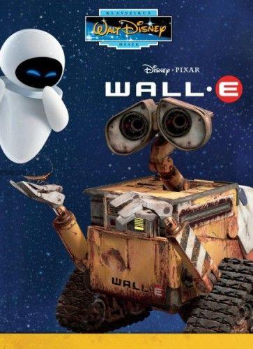 Wall-e Klasszikus Walt Disney