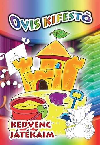 Ovis kifestő - Kedvenc játékaim