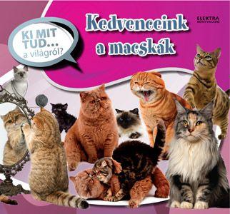 Kedvenceink a macskák