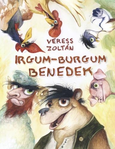 Irgum-Burgum Benedek