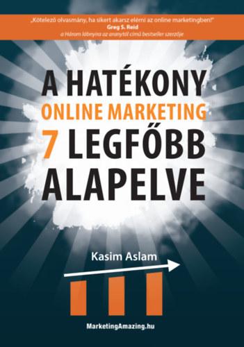 A hatékony online marketing 7 legfőbb alapelve