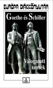 Válogatott versek - Goethe és Schiller