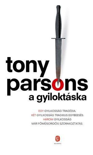 A gyiloktáska - Tony Parsons |