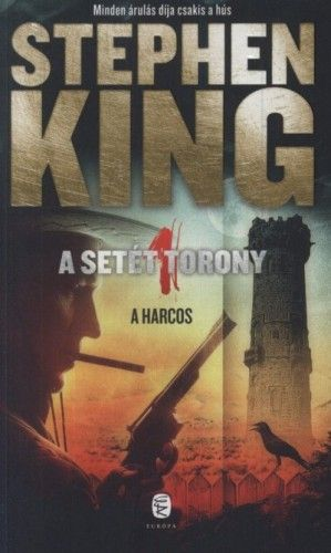 Stephen King - A harcos