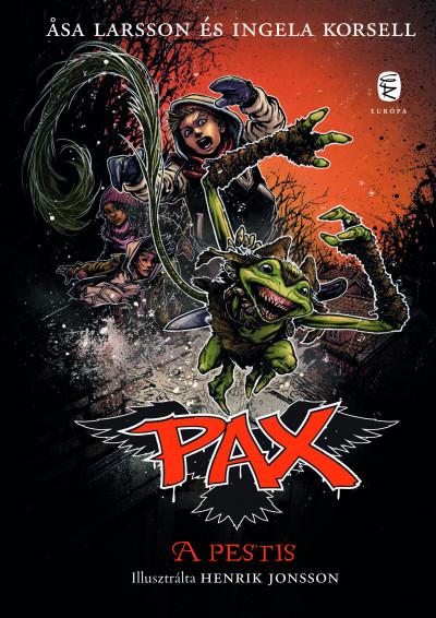 A pestis - PAX 7. - Åsa Larsson pdf epub