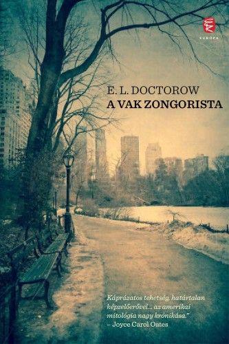 A vak zongorista - E. L. Doctorow pdf epub
