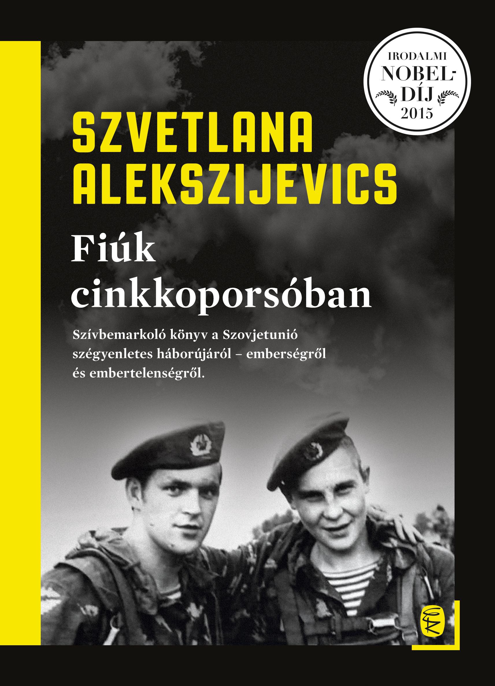 Fiúk cinkkoporsóban - Szvetlana Alekszijevics pdf epub