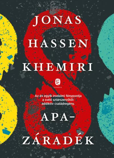Apazáradék - Jonas Hassen Khemiri pdf epub