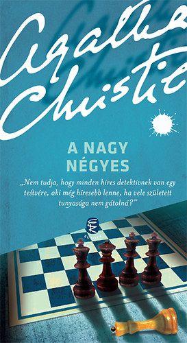 A nagy négyes - Agatha Christie pdf epub