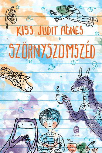 Szörnyszomszéd - Kiss Judit Ágnes pdf epub