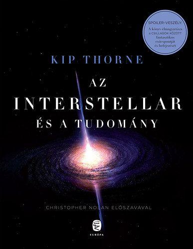 Az Interstellar és a tudomány - Kip Thorne pdf epub