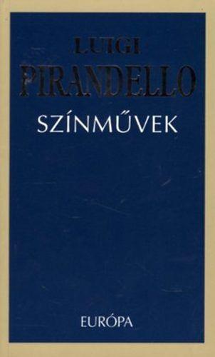 Színművek - Luigi Pirandello pdf epub